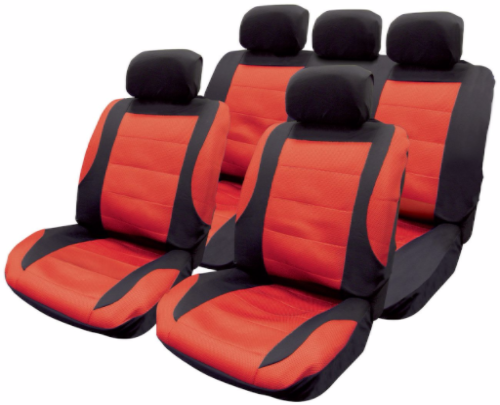 Full set seat covers Red